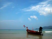 παραλία patong Στοκ Εικόνες