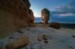 Παραλία Payung Batu, Lombok Ινδονησία στοκ εικόνες