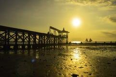 Παραλία Putih Situbondo Pasir στοκ φωτογραφίες