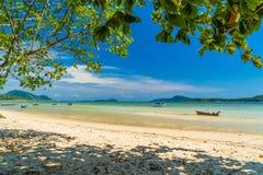 Παραλία Rawai σε Phuket στοκ φωτογραφία