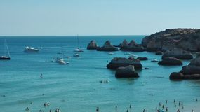 Παραλία Rocha στοκ εικόνα με δικαίωμα ελεύθερης χρήσης