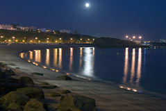 Παραλία Sines Στοκ Εικόνες