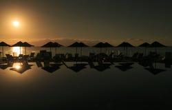 Παραλία Tenerife Κανάρια νησιά tenerife στοκ φωτογραφία