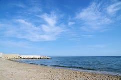 Παραλία Turkan Στοκ φωτογραφία με δικαίωμα ελεύθερης χρήσης