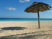 παραλία Varadero Στοκ Εικόνα