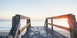 Παραλία Vero Στοκ εικόνα με δικαίωμα ελεύθερης χρήσης