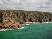 Παραλία Vounder Pedn στοκ εικόνα με δικαίωμα ελεύθερης χρήσης