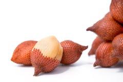 Παραμερίστε τα τροπικά φρούτα στοκ εικόνες