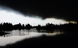 Παραμονή θύελλας Στοκ φωτογραφία με δικαίωμα ελεύθερης χρήσης