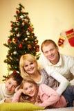 Παραμονή Χριστουγέννων Στοκ Φωτογραφία