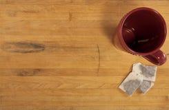 παρασκευάστε το έτοιμο τσάι Στοκ φωτογραφία με δικαίωμα ελεύθερης χρήσης