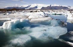 παρασύρων πάγος Στοκ φωτογραφία με δικαίωμα ελεύθερης χρήσης