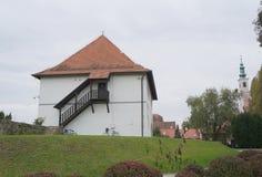 Παρατηρητήριο σε Varazdin στοκ φωτογραφία με δικαίωμα ελεύθερης χρήσης