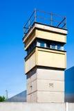 Παρατηρητήριο τειχών του Βερολίνου στοκ φωτογραφίες με δικαίωμα ελεύθερης χρήσης