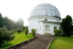 Παρατηρητήριο Bosscha στην Ινδονησία στοκ φωτογραφία με δικαίωμα ελεύθερης χρήσης