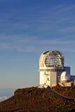 Παρατηρητήριο Haleakala Στοκ Φωτογραφία