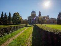 Παρατηρητήριο Pulkovo Στοκ Εικόνες