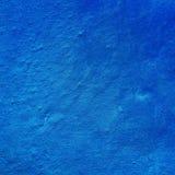 παρατυπίες του τεμαχίου του τοίχου, juicy μπλε χρώμα Στοκ Φωτογραφίες