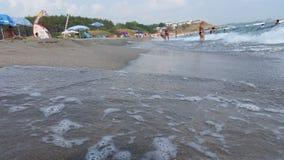 Παραλία, άμμος και θάλασσα στη Αγαθούπολη Στοκ φωτογραφίες με δικαίωμα ελεύθερης χρήσης