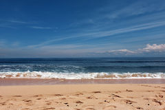Παραλία-άμμος Στοκ φωτογραφίες με δικαίωμα ελεύθερης χρήσης
