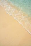 Παραλία άμμου στην Ταϊλάνδη Στοκ εικόνα με δικαίωμα ελεύθερης χρήσης