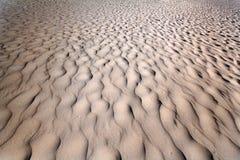 Παραλία άμμου Formentera στο νησί, Ισπανία Στοκ φωτογραφίες με δικαίωμα ελεύθερης χρήσης