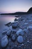 Παραλία λίθων Στοκ φωτογραφίες με δικαίωμα ελεύθερης χρήσης
