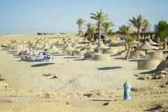 παραλία Αίγυπτος Στοκ φωτογραφία με δικαίωμα ελεύθερης χρήσης