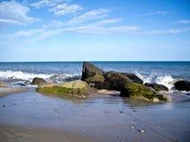 Παραλία αμπελώνων της Lucy Στοκ εικόνα με δικαίωμα ελεύθερης χρήσης