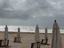 Παραλία ερήμων στοκ εικόνες