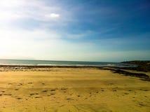 Παραλία Ιρλανδία στοκ εικόνα