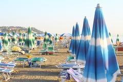 παραλία Ιταλία Στοκ εικόνα με δικαίωμα ελεύθερης χρήσης