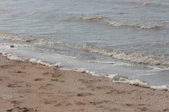 Παραλία και θάλασσα Στοκ Φωτογραφίες