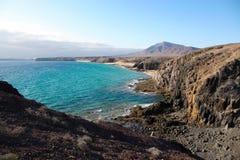 Lanzarote Στοκ εικόνα με δικαίωμα ελεύθερης χρήσης