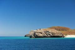 Παραλία Καλιφόρνιας Baja Στοκ φωτογραφία με δικαίωμα ελεύθερης χρήσης