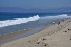 παραλία Καλιφόρνια Μανχάττ&a Στοκ Φωτογραφίες