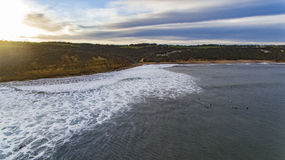 Παραλία κουδουνιών Στοκ Φωτογραφία