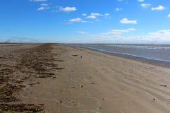 Παραλία κρατικών πάρκων πλαισίων θάλασσας Στοκ φωτογραφία με δικαίωμα ελεύθερης χρήσης