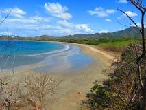 Παραλία Κόστα Ρίκα Brasilito Στοκ εικόνα με δικαίωμα ελεύθερης χρήσης