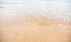Παραλία, κύμα Στοκ εικόνα με δικαίωμα ελεύθερης χρήσης