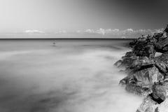παραλία Μαϊάμι στοκ εικόνες