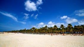 παραλία μεξικανός Στοκ Εικόνα