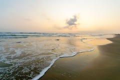 παραλία μεξικανός Στοκ Φωτογραφία