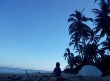παραλία Μεξικό Στοκ Εικόνες