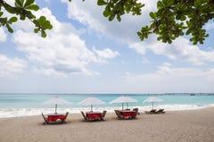Παραλία Μπαλί, Ινδονησία του Μπαλί Στοκ εικόνες με δικαίωμα ελεύθερης χρήσης