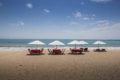 Παραλία Μπαλί, Ινδονησία του Μπαλί Στοκ Εικόνα