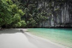 Παραλία νησιών της Hong στοκ φωτογραφίες