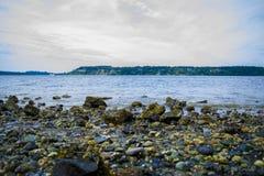 Παραλία πάρκων Titlow (ζωηρόχρωμη) Στοκ Φωτογραφία