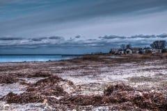 παραλία παλαιά Στοκ Φωτογραφία