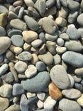 Παραλία πετρών Στοκ εικόνες με δικαίωμα ελεύθερης χρήσης